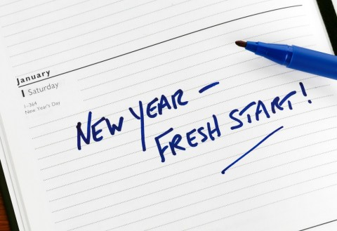 New Year's Resolutions: An Oxymoron?